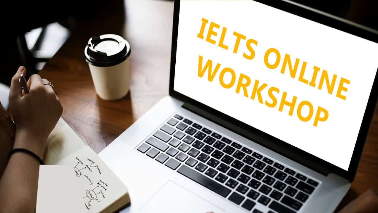 IELTS Webinar India Online General & Academic