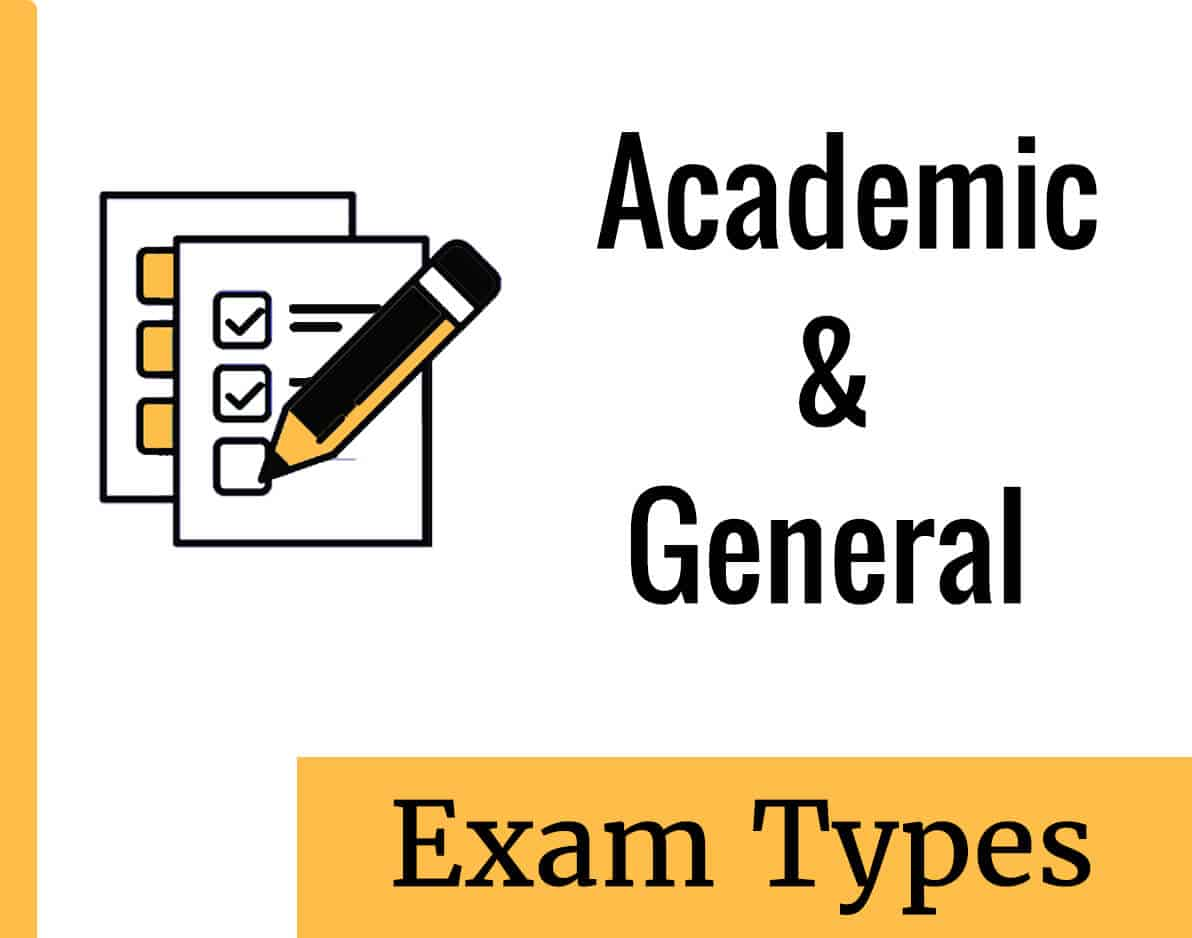 IELTS-exam-types