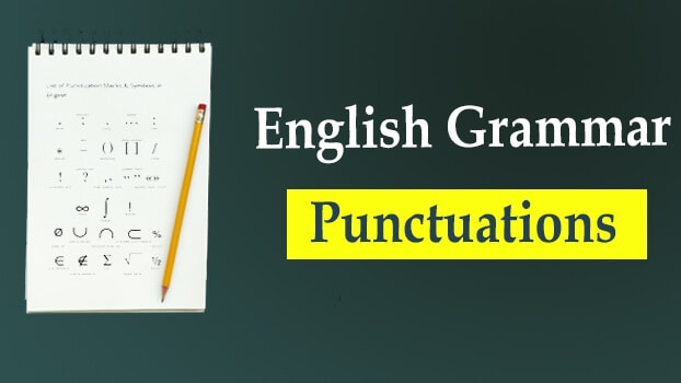 IELTS Punctuations Rules